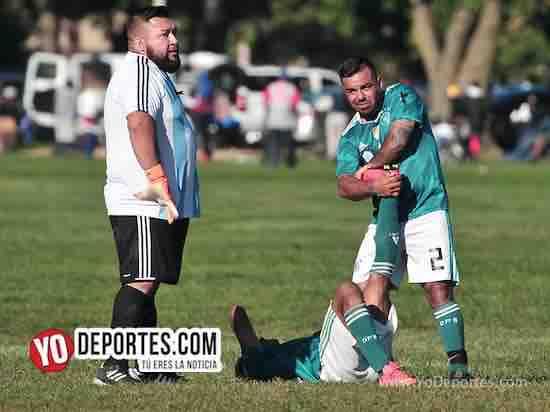 FC Maya Mil-Atlante-Liga Douglas lesionado