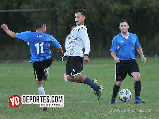 Industria-Bosque Real-Liga Victoria Ejidal Futbol Chicago