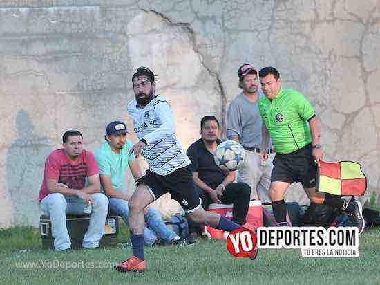 Industria-Bosque Real-Liga Victoria Ejidal-veteranos semifinal