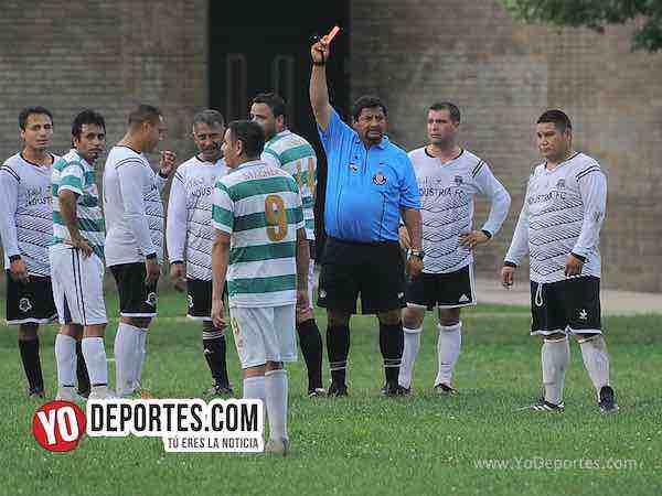 Industria-Tuxpan-Liga Victoria Ejidal Arbitro Fernando Torres