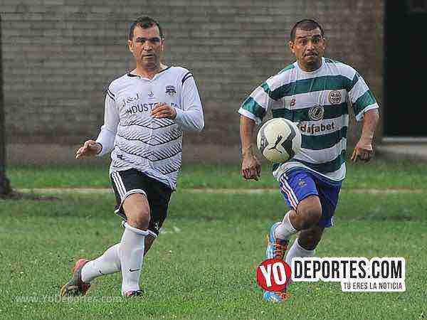 Industria-Tuxpan-Liga Victoria Ejidal Chicago soccer