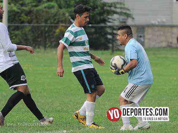 Industria-Tuxpan-Liga Victoria Ejidal Futbol de veteranos Chicago