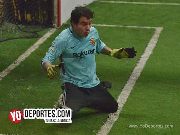 Javier Perez El Guarache-Portero-Real Colicos-Deportivo Acámbaro-Chitown Futbol