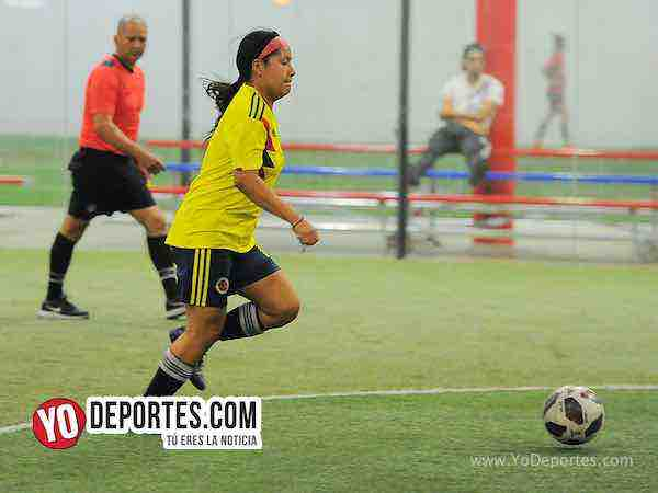 Juventus-Cafeteros-Liga Latinoamericana mujeres futbol