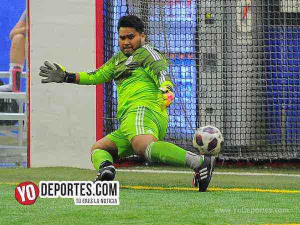 Juventus-Cafeteros-Liga Latinoamericana portero futbol rapido