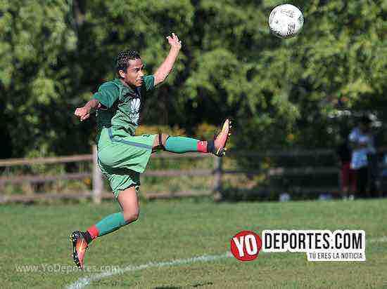 Juventus-Guanajuato-Liga 5 de Mayo Sherman Park