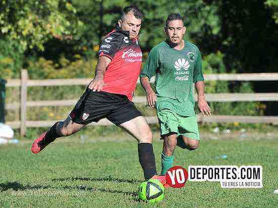 Juventus-Guanajuato-Liga 5 de Mayo semifinal Chicago Futbol Soccer