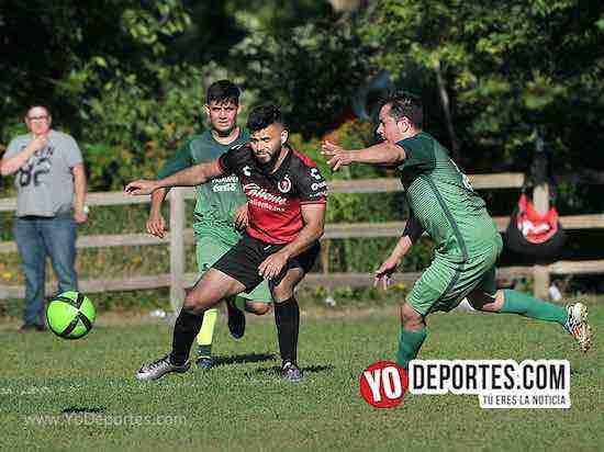 Juventus-Guanajuato-Liga 5 de Mayo semifinal futbol Sherman Park