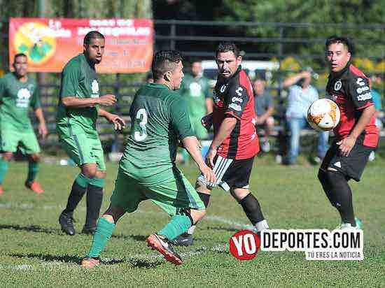 Juventus-Guanajuato-Liga 5 de Mayo semifinales