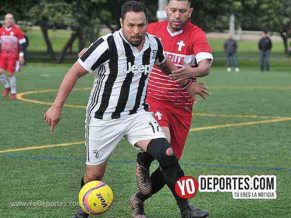 Juventus vs. León la final de veteranos en la Liga Interamericana