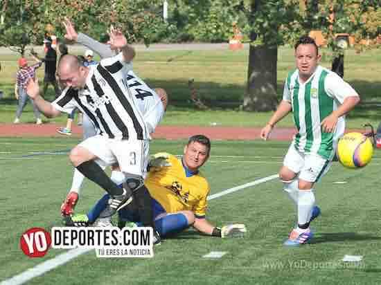 Juventus-Leon-Liga Interamericana-Veteranos Ricardo Arcos Chitiva