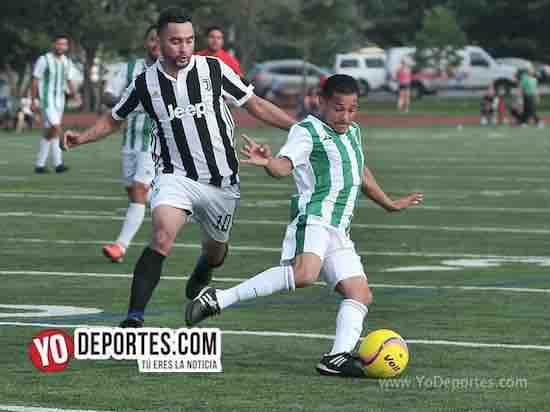 Juventus-Leon-Liga Interamericana-Veteranos