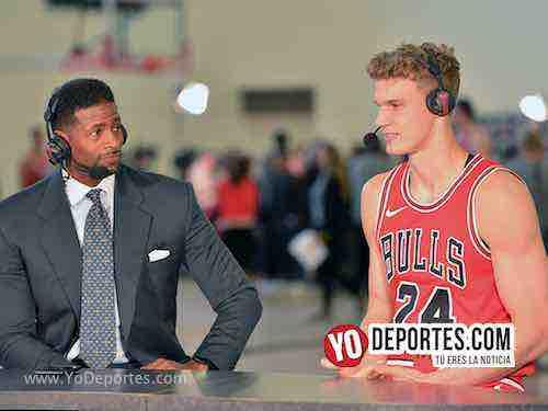 Lauri Markkanen-Chicago Bulls Media Day