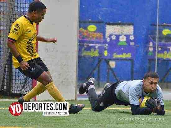 Leones Negros-Callejoneros-Liga 5 de Mayo portero