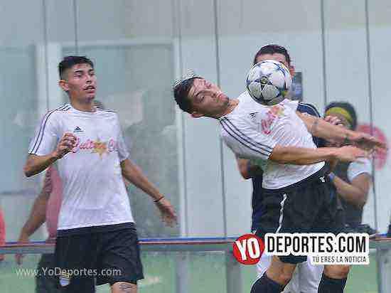 Luis Ortega-Southside-Real Celaya-Champions de los Martes-Liga San Francisco