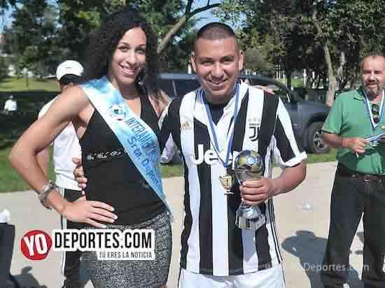 Mario Banuelos-Shannon Williams-Juventus-Leon-Liga Interamericana-Veteranos