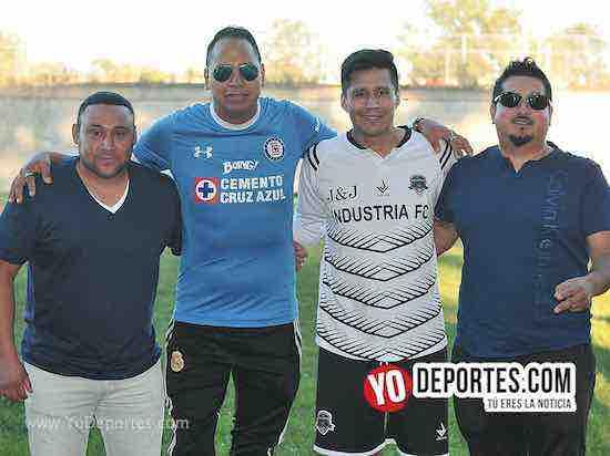 Mike Perez Estrella Blanca-Ricardo Osorio-Industria-Bosque Real-Liga Victoria Ejidal