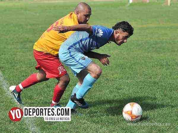 Morelos-Chupicuaro-Liga 5 de Mayo Soccer League