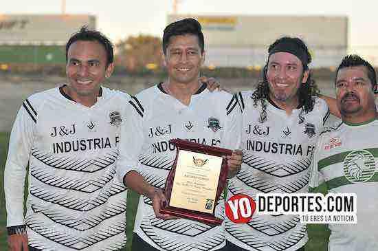 Pierre Ibarra-Cosme Castro Vargas-Ricardo Osorio- Javier Castrejon-Liga Victoria Ejidal
