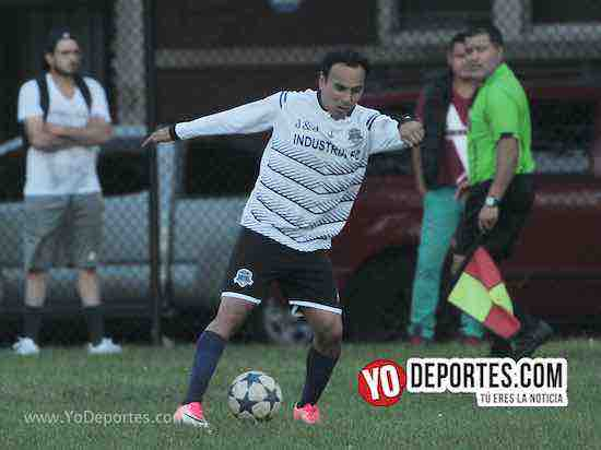 Pierre Ibarra-Industria-Bosque Real-Liga Victoria Ejidal-veteranos