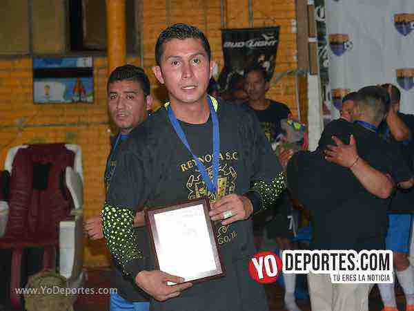 Rafael Argueta Mejor Portero-Reynosa-Chitown Futbol