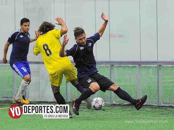 ¡Partidazo! Real Celaya arrebata final al Boca Jr. en la Champions de los Martes