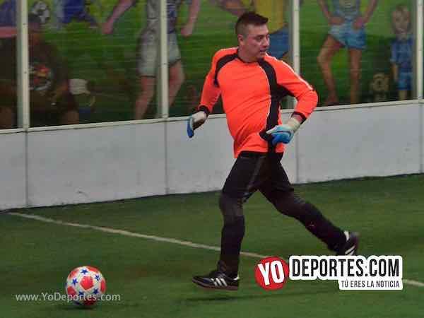 Real Colicos-Deportivo Acámbaro-Chitown Futbol portero ambulante