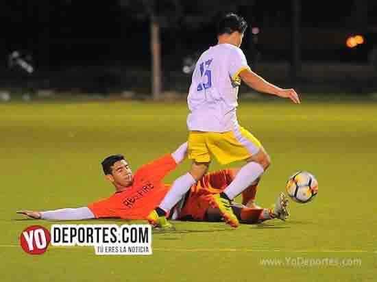 Red Fire-San Lazaro-Liga Latinoamericana Gage Park
