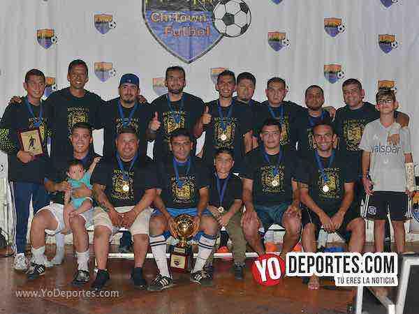 Reynosa-Campeon veteranos-Chitown Futbol