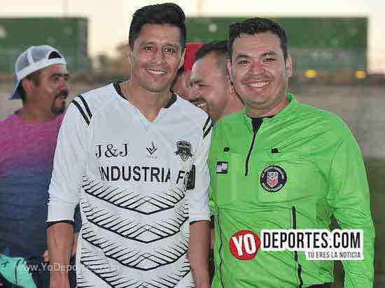 Ricardo Osorio-Arbitro Valdo Roman-Liga Victoria Ejidal