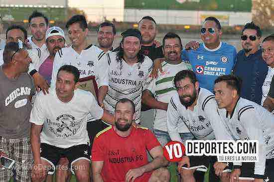 Ricardo Osorio-Industria-Bosque Real-Liga Victoria Ejidal-veteranos
