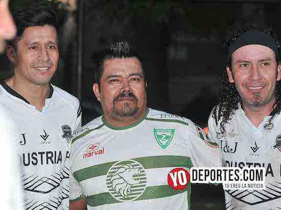 Ricardo Osorio-Javier Castrejon-Cosme Castro Vargas-Liga Victoria Ejidal
