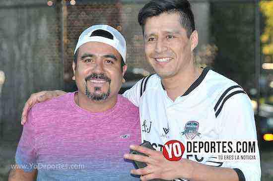 Ricardo Osorio-Liga Victoria Ejidal Soccer League