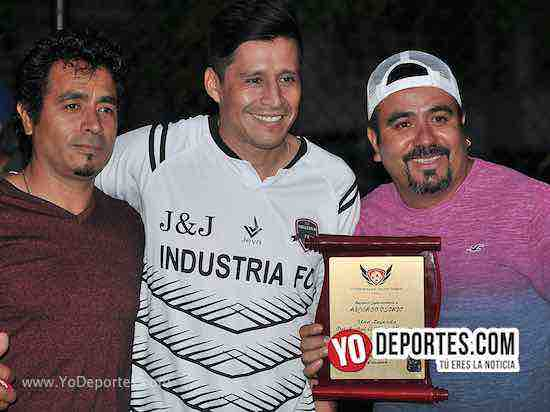 Ricardo Osorio-Liga Victoria Ejidal en Chicago