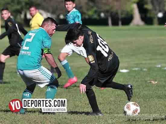 Rigo Villa-FC Maya Mil-Atlante-Liga Douglas