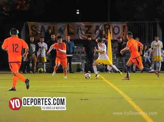San Lazaro pierde el campeonato-Liga Latinoamericana