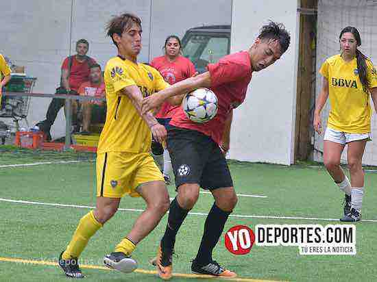 Southside-Boca Jr- Final COED- Liga San Francisco Futbol Mixto