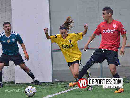 Southside-Boca Jr- Final COED- Liga San Francisco
