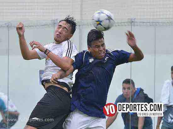Southside-Real Celaya-Champions de los Martes-Liga San Francisco Rivaldo Riveles