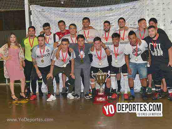 Southside-campeon-Champions de los Martes-Liga San Francisco