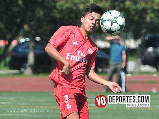 Tilza Morelos-CD Hidalgo-Liga Interamericana Final Varonil de Futbol