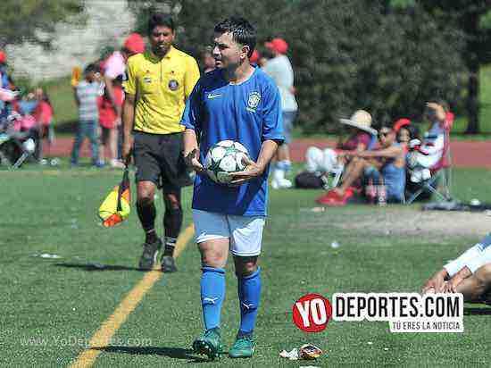 Tilza Morelos-CD Hidalgo-Liga Interamericana futbol en Chicago