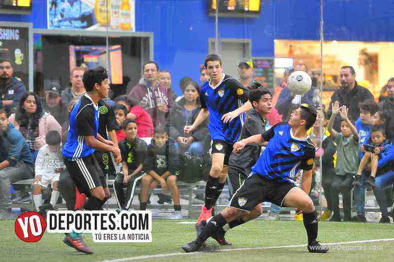 Addison United debuta con triunfo en la Champions Kids