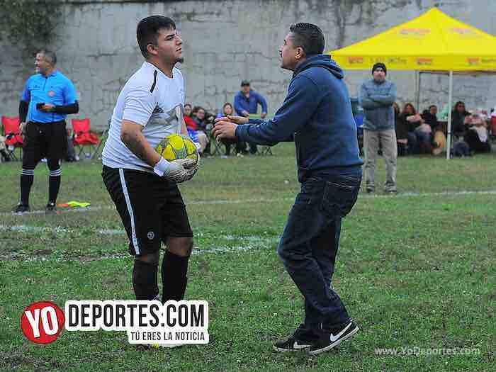 Alberto Rocha-Club San Luis-La Estancia-Liga Victoria Ejidal Final