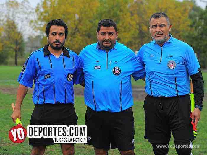 Arbitro-Club San Luis-La Estancia-Liga Victoria Ejidal Final