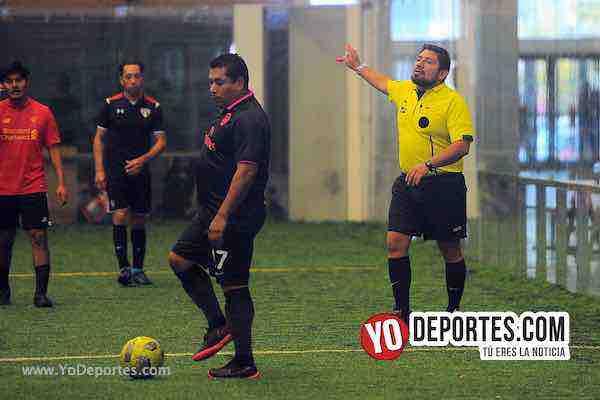 Arbitro Gio Gonzalez-B y V- Toros Neza-Liga Douglas