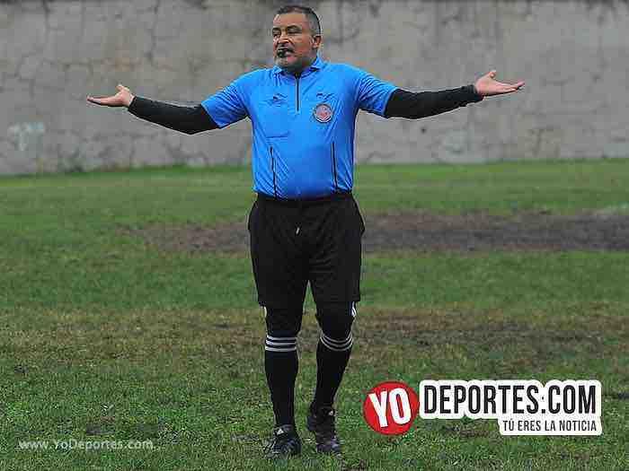 Arbitro-Industria-Ludoviko-Liga Victoria Ejidal