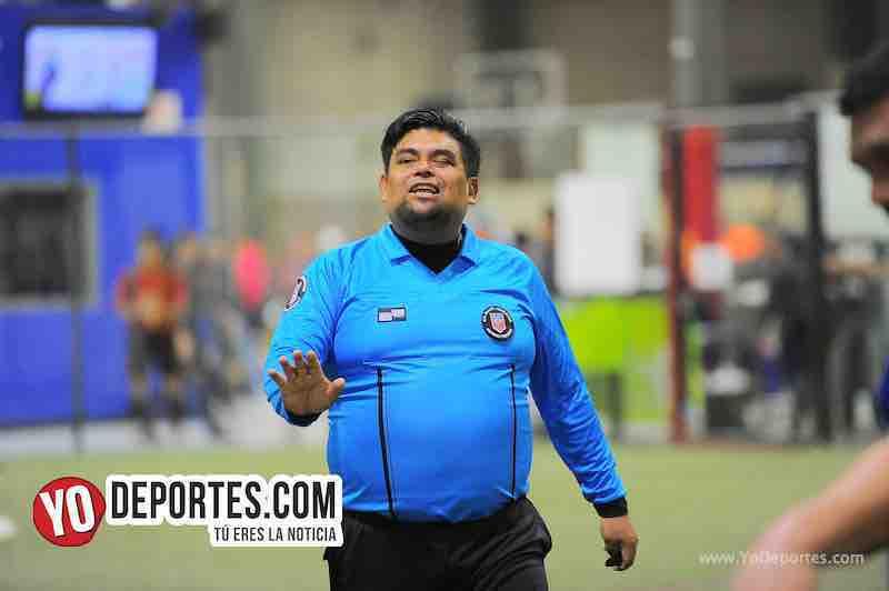 Arbitro Miguel Gonzalez-San Luis-Leones Negros-Copa Independencia-Liga 5 de Mayo-Tercer lugar