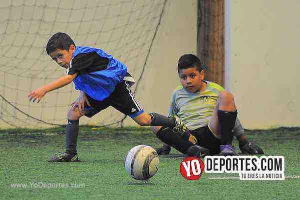 B y V-Los Ardillos-Liga Douglas Infantil