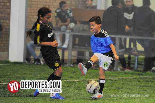 B y V-Los Ardillos-Liga Douglas Soccer League Infantil